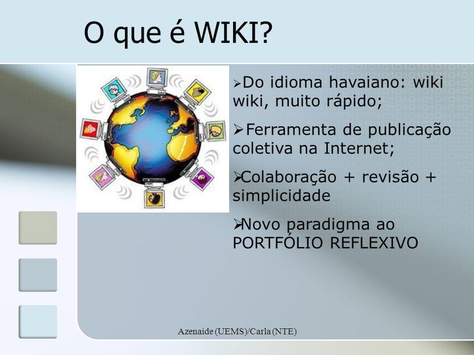 Azenaide (UEMS)/Carla (NTE)