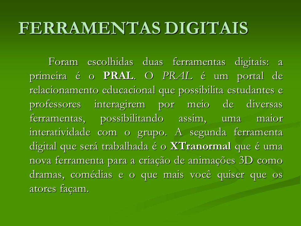 FERRAMENTAS DIGITAIS