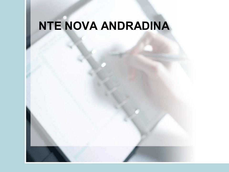 NTE NOVA ANDRADINA