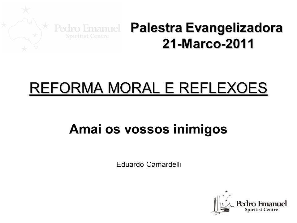 Palestra Evangelizadora 21-Marco-2011