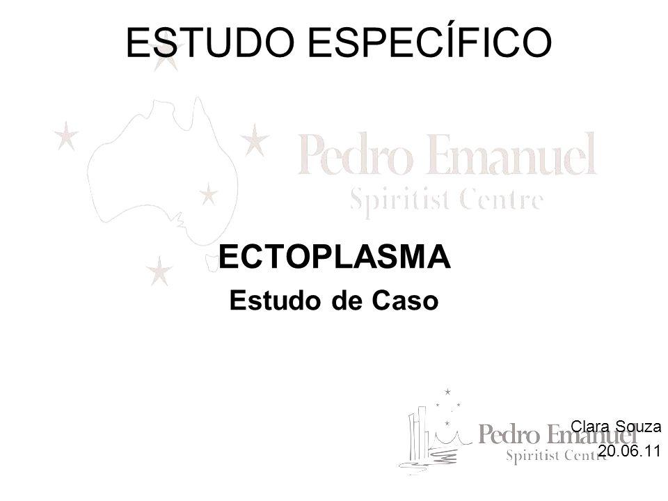ECTOPLASMA Estudo de Caso Clara Souza 20.06.11