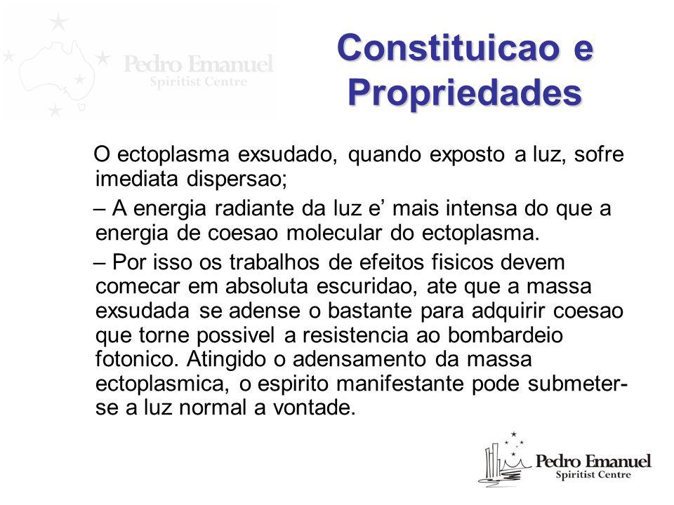 Constituicao e Propriedades