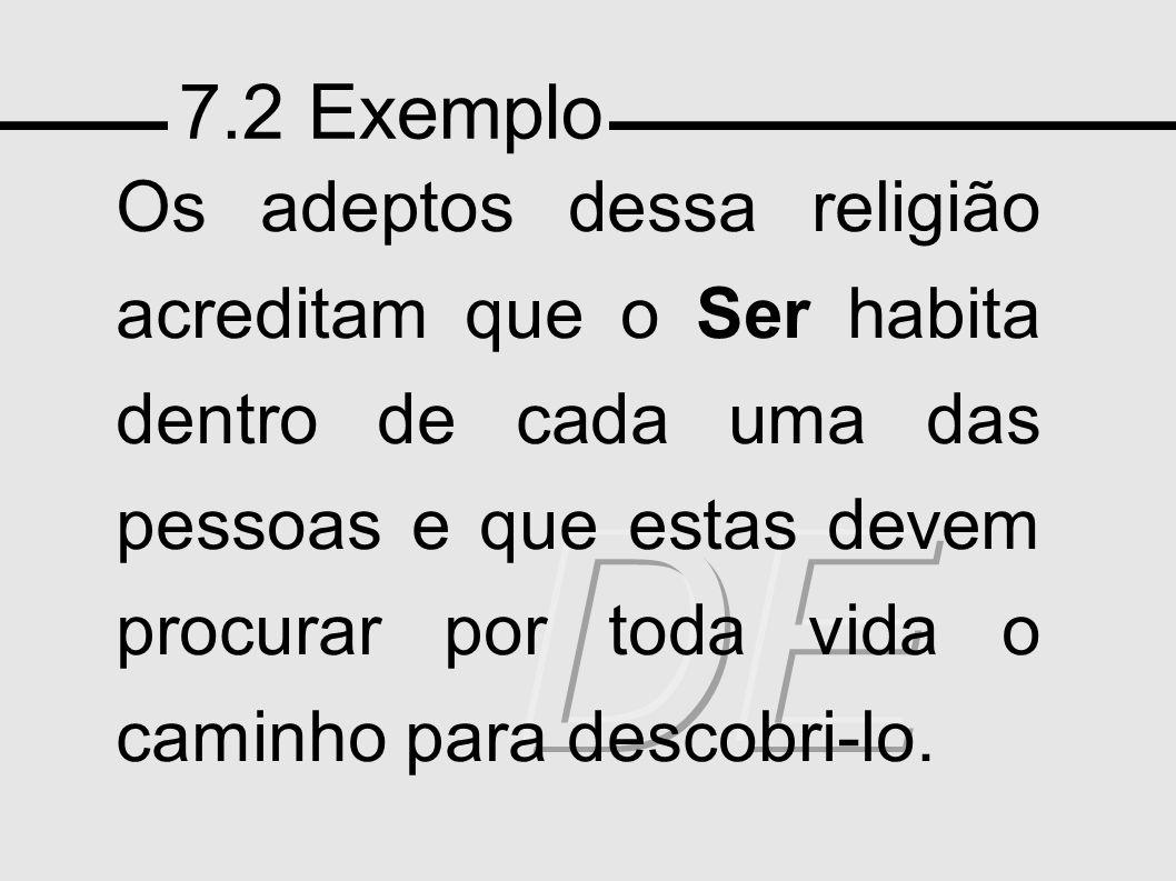 7.2 Exemplo