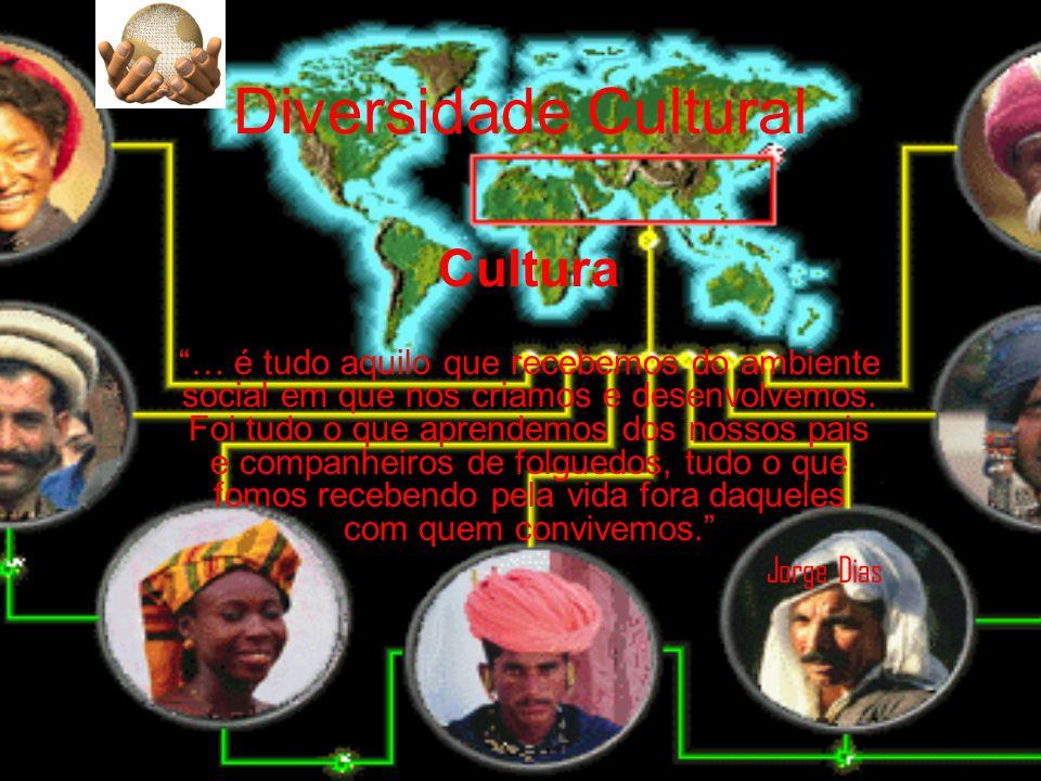 Diversidade Cultural Cultura
