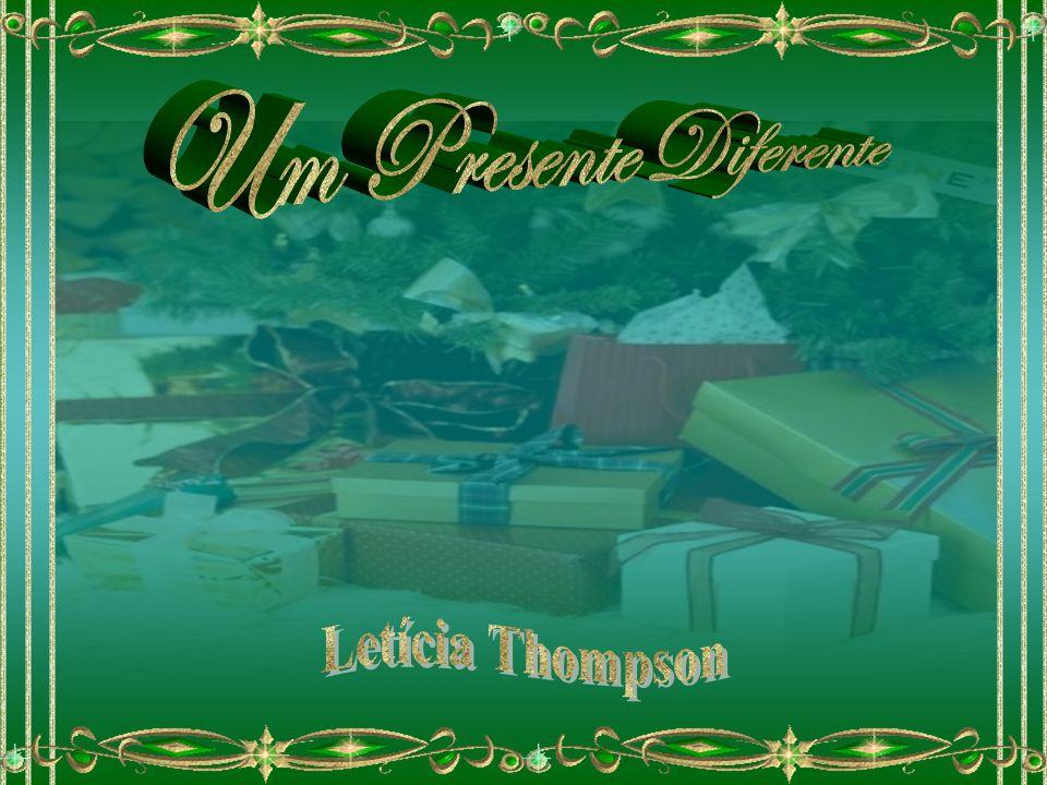 Um Presente Diferente Letícia Thompson