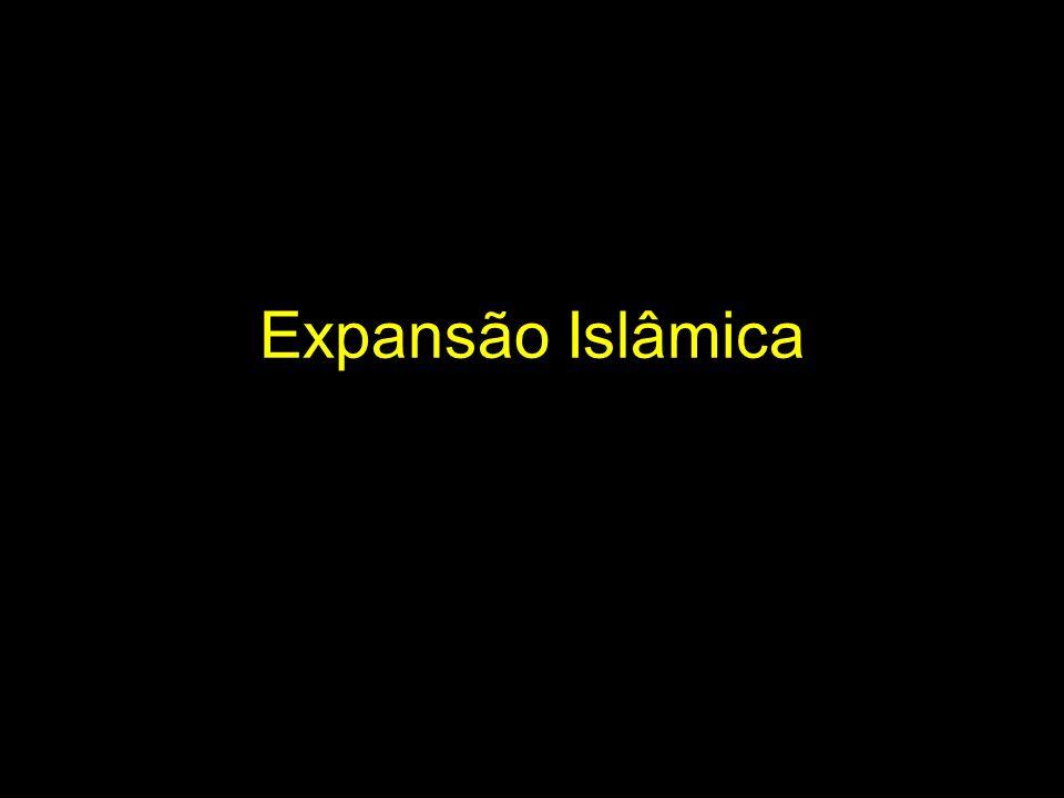 Expansão Islâmica