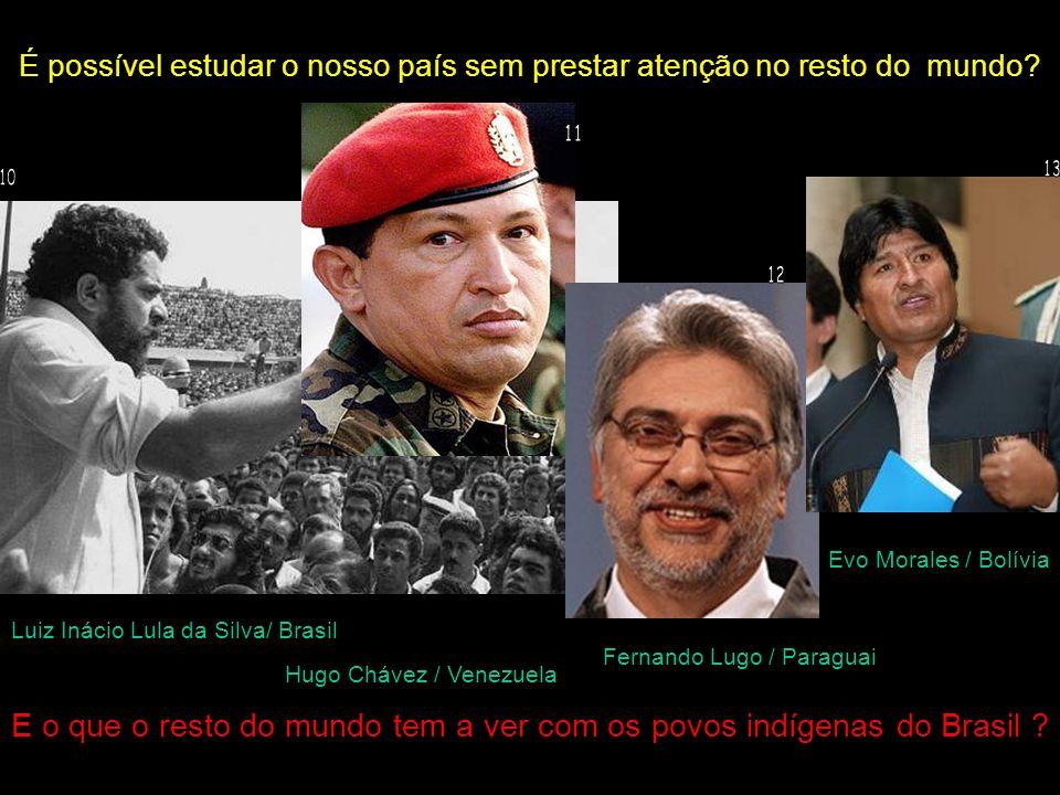 E o que o resto do mundo tem a ver com os povos indígenas do Brasil