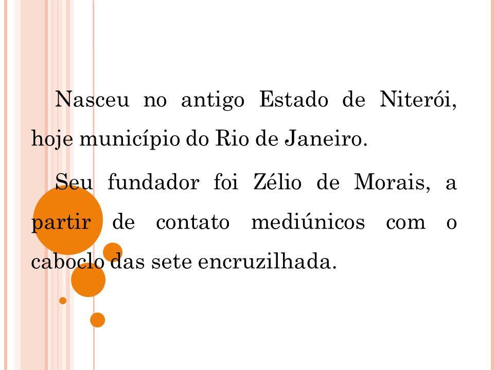 Nasceu no antigo Estado de Niterói, hoje município do Rio de Janeiro.