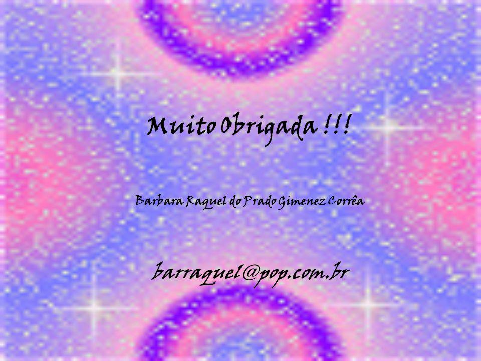 Barbara Raquel do Prado Gimenez Corrêa