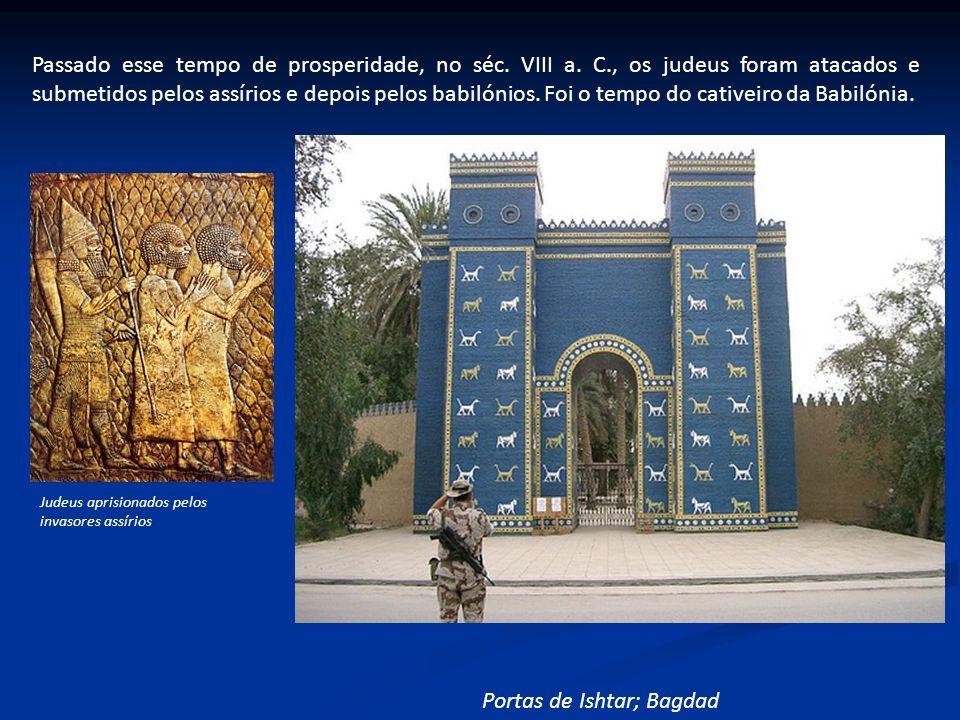 Portas de Ishtar; Bagdad