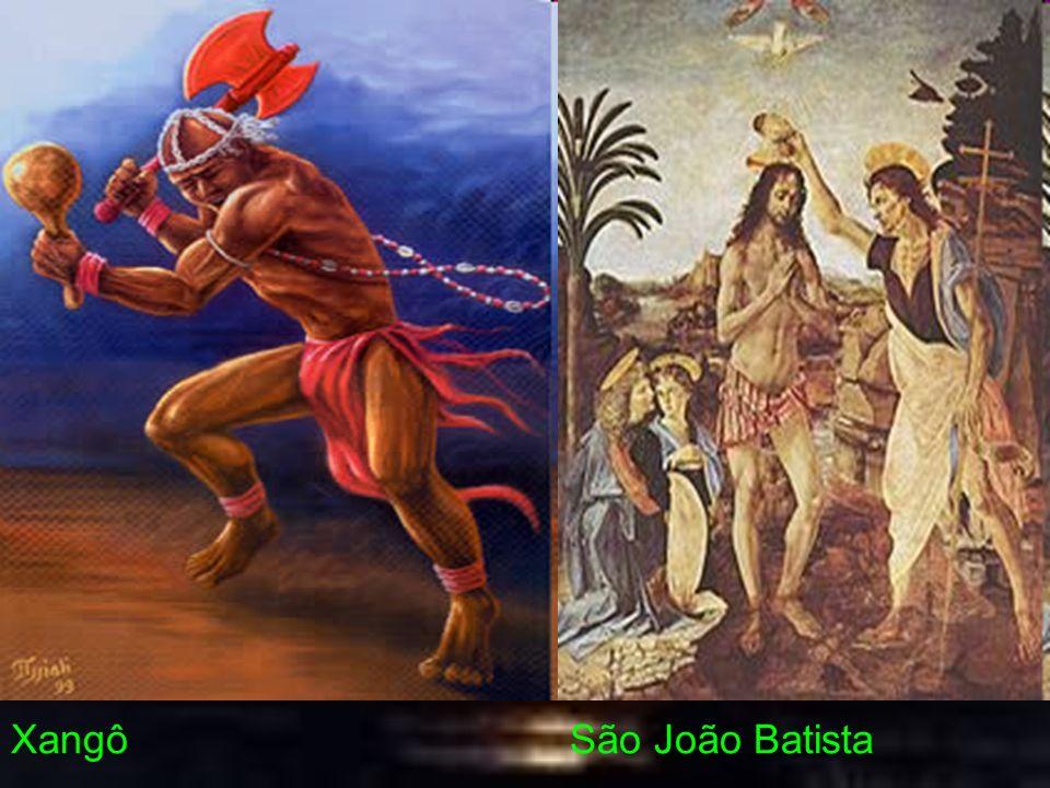 Xangô São João Batista