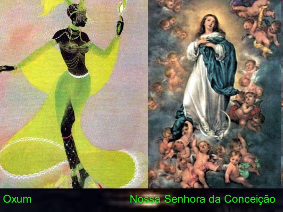 Oxum Nossa Senhora da Conceição