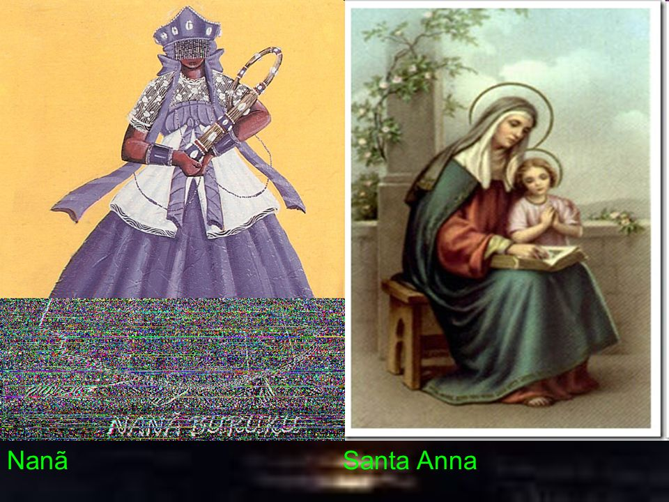 Nanã Santa Anna