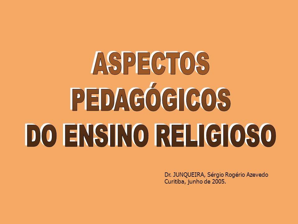 ASPECTOS PEDAGÓGICOS DO ENSINO RELIGIOSO