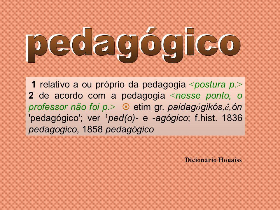 pedagógico