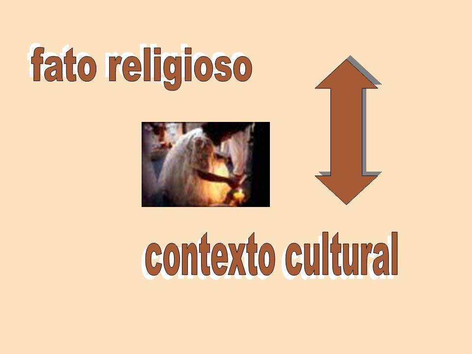 fato religioso contexto cultural