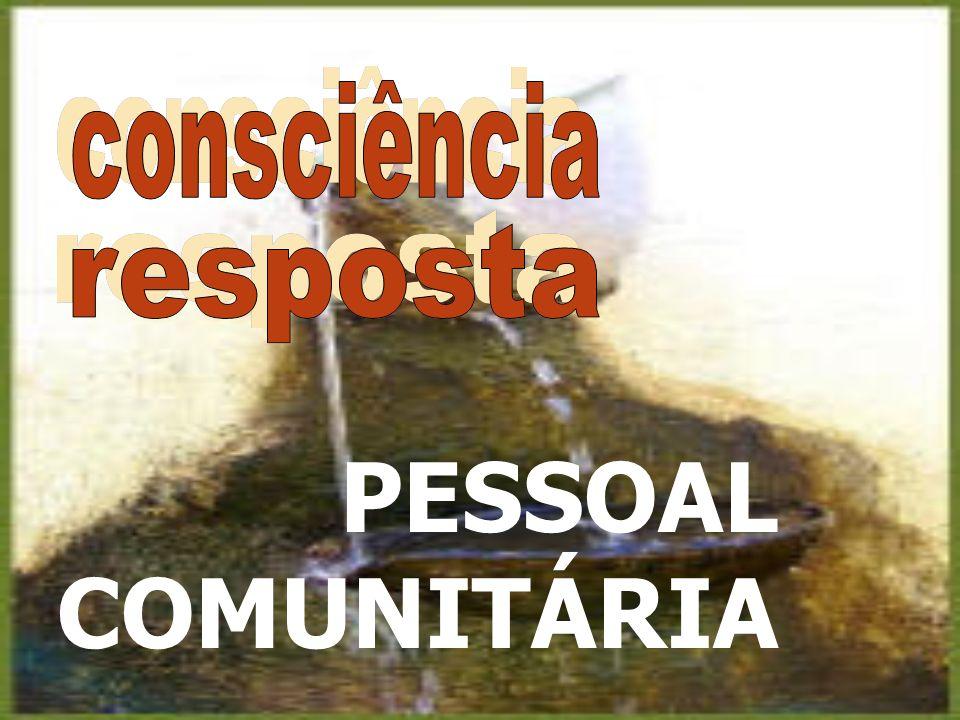PESSOAL COMUNITÁRIA