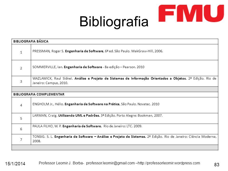 Bibliografia 25/03/2017 BIBLIOGRAFIA BÁSICA 1