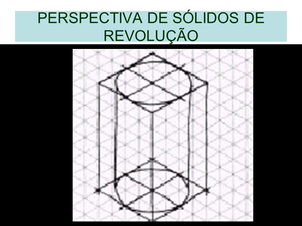 PERSPECTIVA DE SÓLIDOS DE REVOLUÇÃO