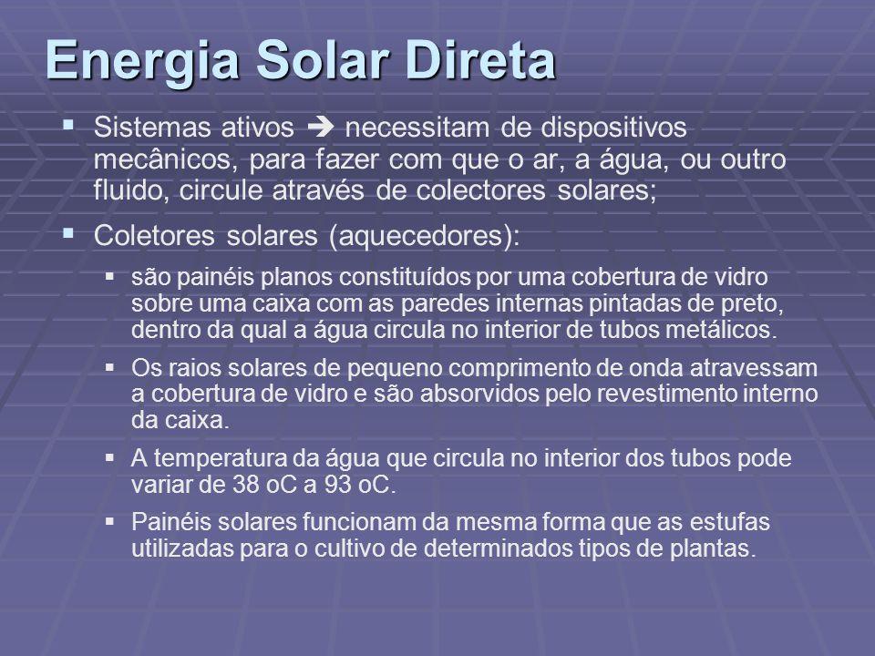 Energia Solar Direta