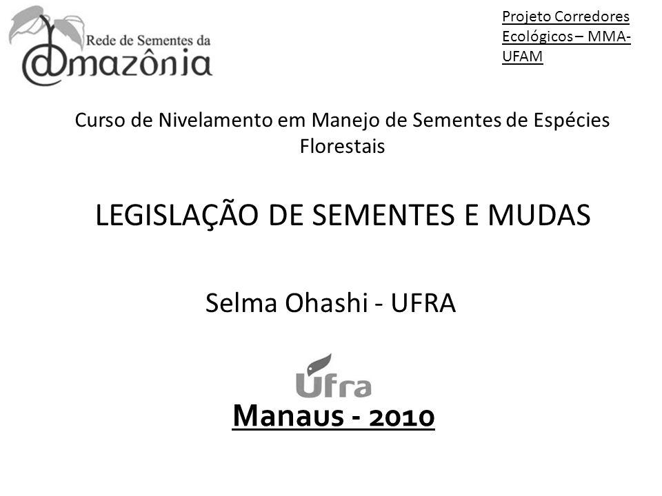 Manaus - 2010 Selma Ohashi - UFRA