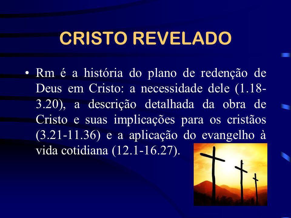 CRISTO REVELADO