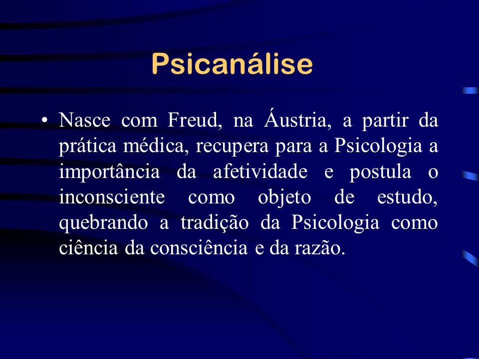 Psicanálise