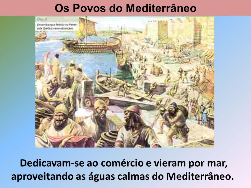 Os Povos do Mediterrâneo