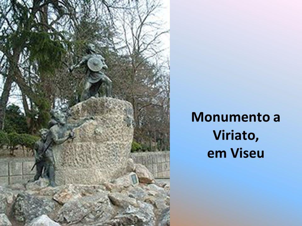 Monumento a Viriato, em Viseu