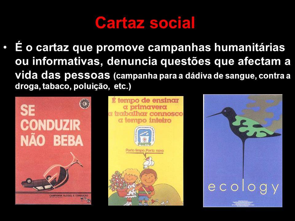 Cartaz social