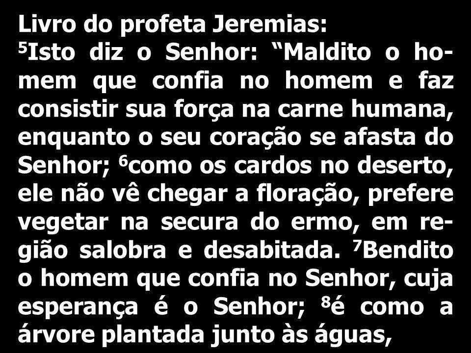 Livro do profeta Jeremias: