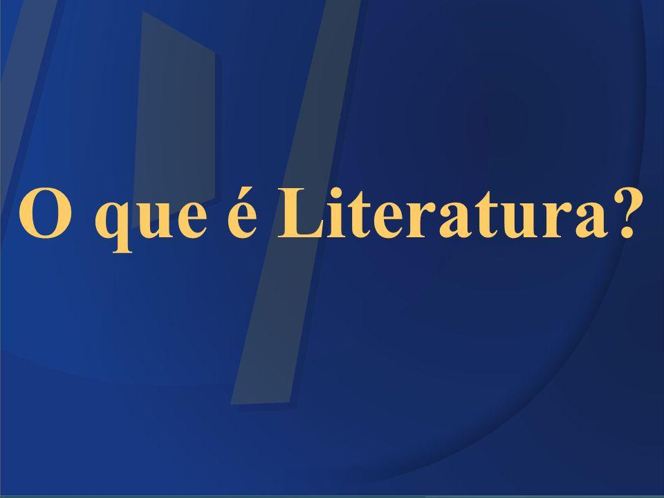 O que é Literatura 2