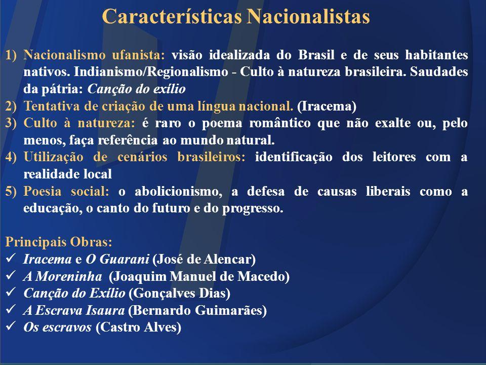Características Nacionalistas