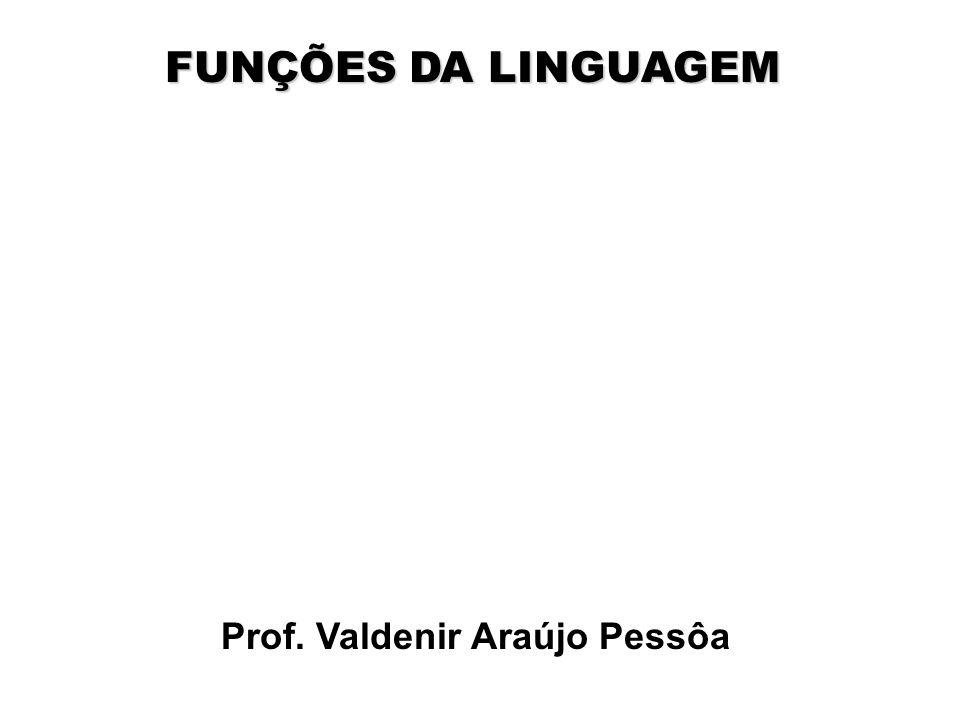 Prof. Valdenir Araújo Pessôa