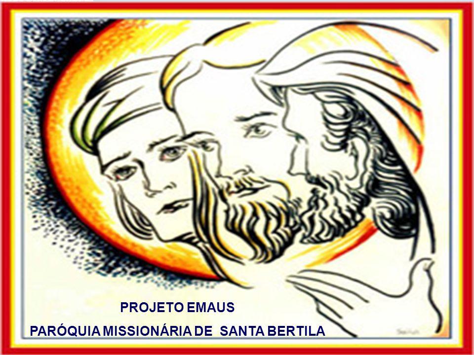 PARÓQUIA MISSIONÁRIA DE SANTA BERTILA