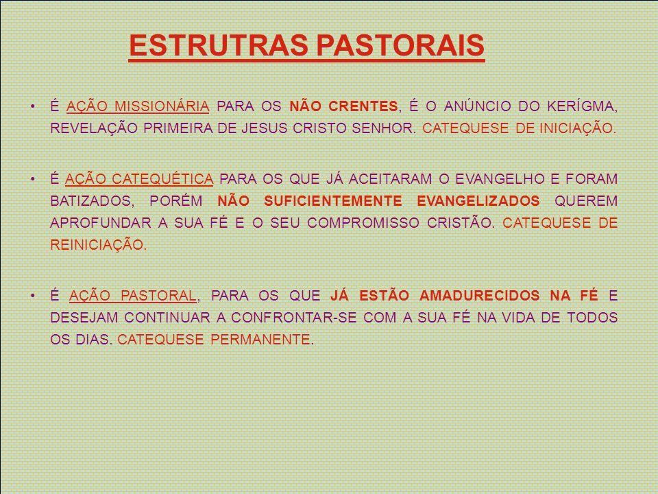 ESTRUTRAS PASTORAIS