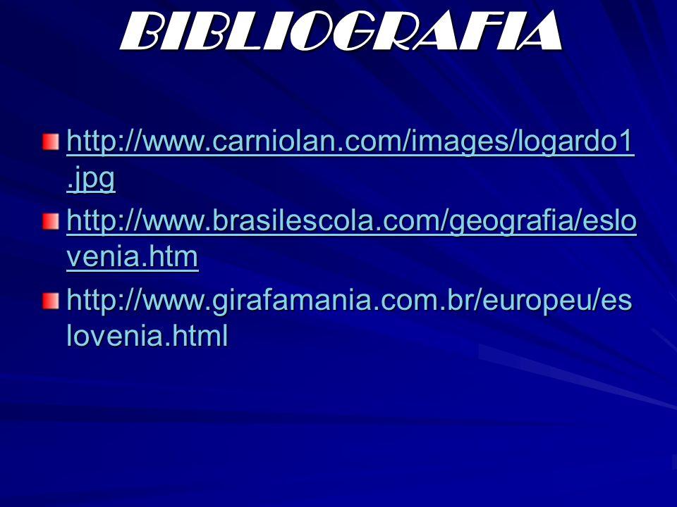BIBLIOGRAFIA http://www.carniolan.com/images/logardo1.jpg