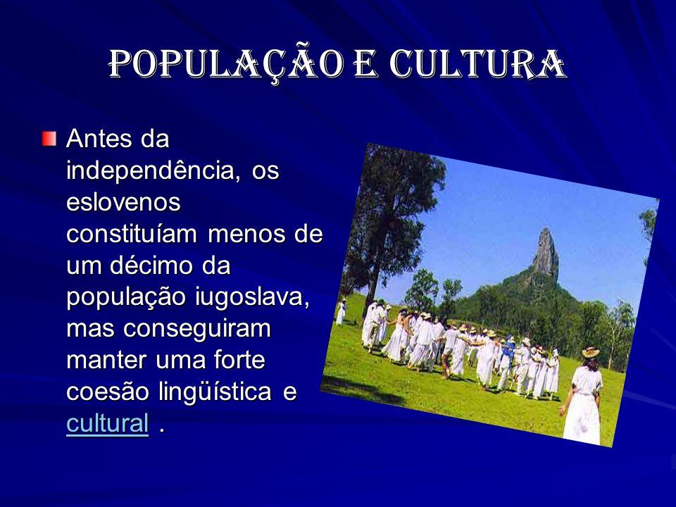 População e cultura