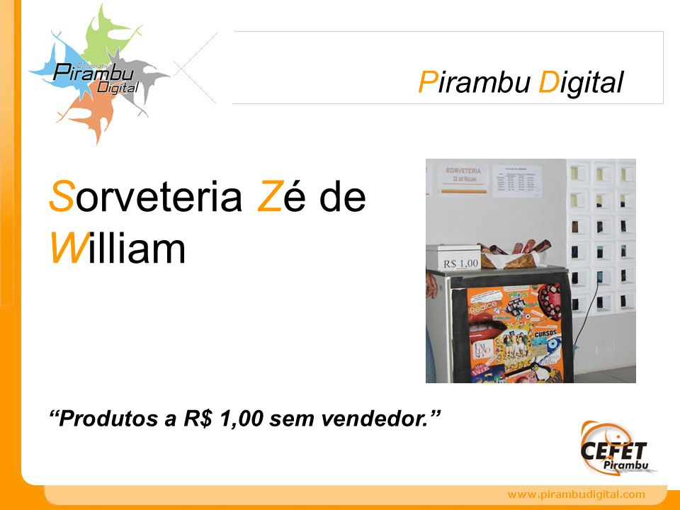 Sorveteria Zé de William