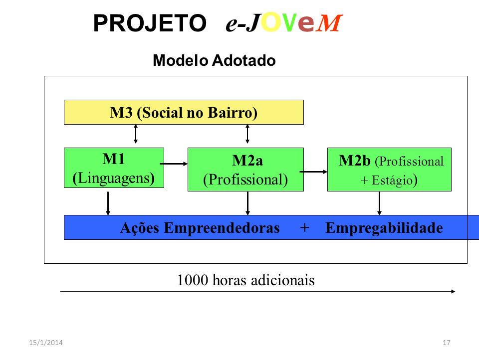M2b (Profissional + Estágio)