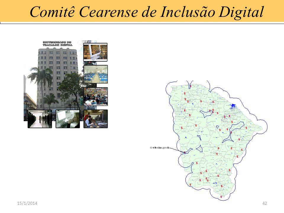 Comitê Cearense de Inclusão Digital
