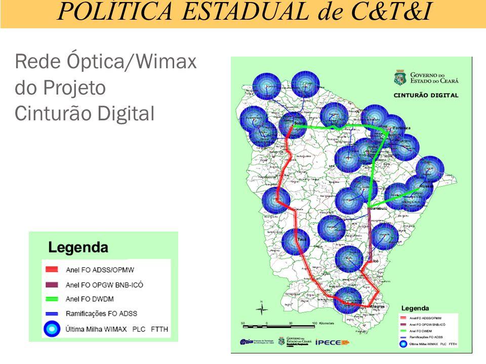 POLÍTICA ESTADUAL de C&T&I