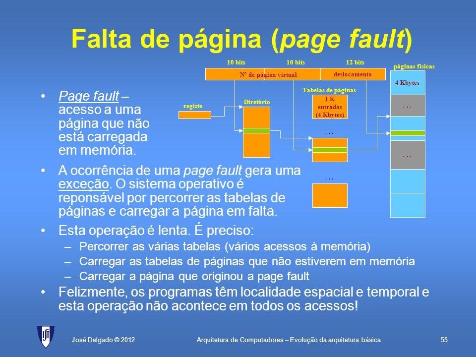 Falta de página (page fault)