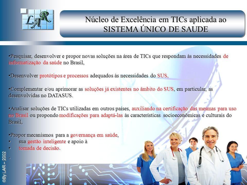 Núcleo de Excelência em TICs aplicada ao