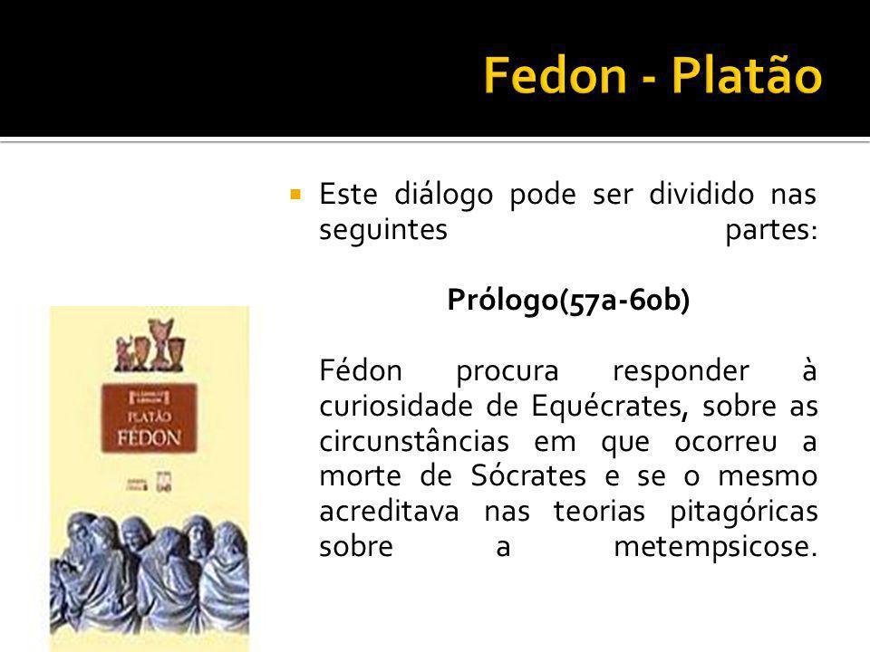 Fedon - Platão