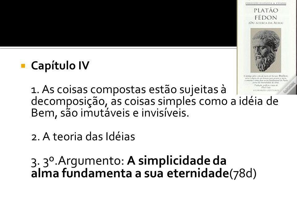 Capítulo IV 1.