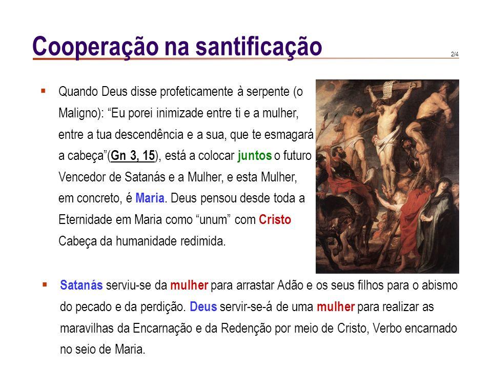 Cooperação na santificação