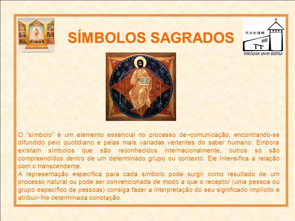 SÍMBOLOS SAGRADOS