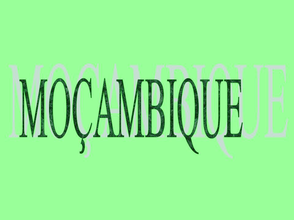 MOÇAMBIQUE MOÇAMBIQUE