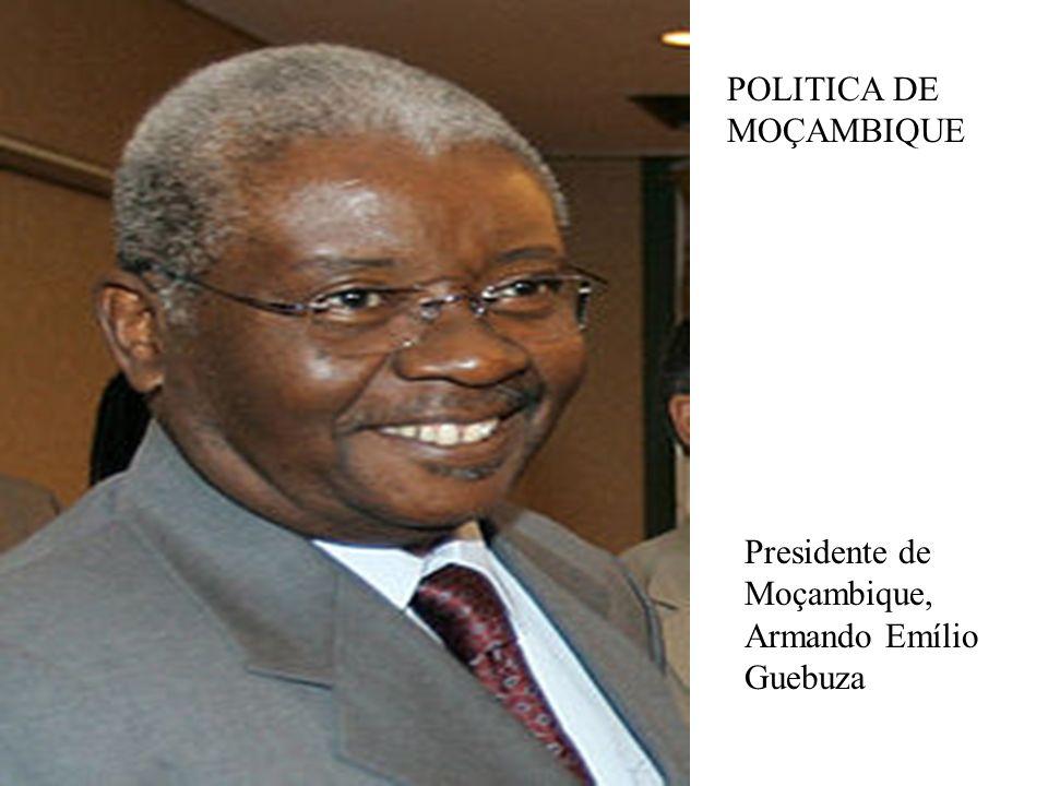 POLITICA DE MOÇAMBIQUE